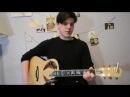 Imagine Dragons - Radioactive Видео-урок/разбор на гитаре Как играть