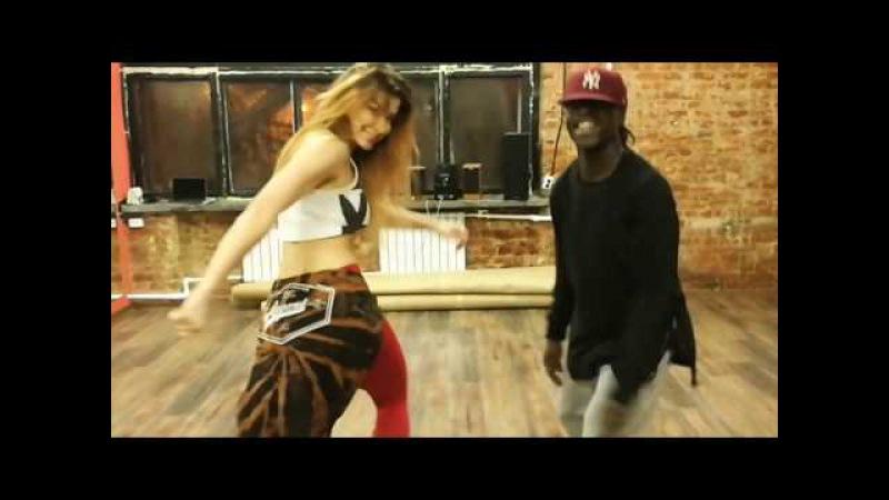 Mr Eazi Marry Choreo by SOMIQUE and JOSEPH GO
