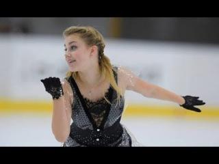 Алиса Федичкина. Tallinn Trophy 2017. КП