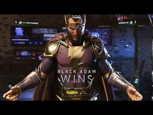 Injustice 2 Online NA WEST ft Rewind Revolver ILuusions and more