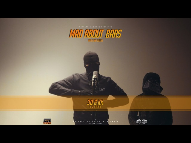 BSIDE 30 KK Mad About Bars w Kenny S2 E33 @MixtapeMadness 4K