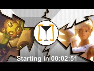 CCAA Gaming [Moomix] || #Orisa SR 1700+ Comp #overwatch