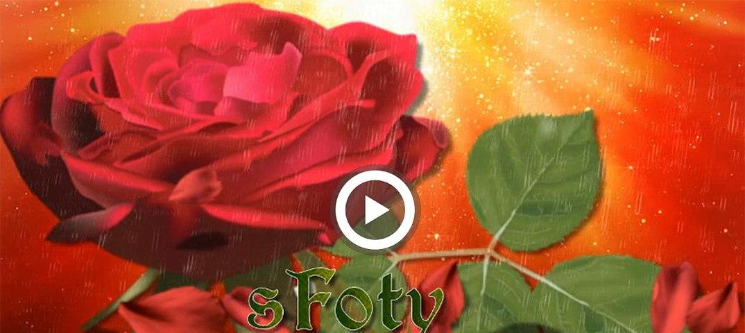 Онлайн открытки видео с музыкой, сделать открытку цветочком