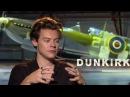 Harry Styles talks with Kjersti Flaa about Dunkirk