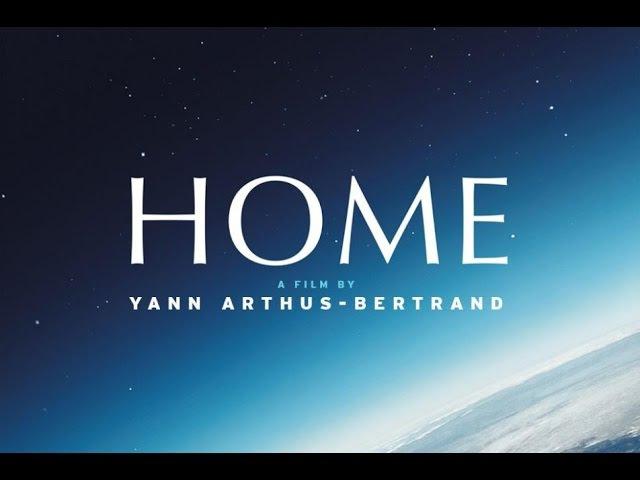 HOME Yann Arthus Bertrand English version