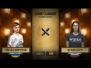 NickChipper vs harleen, StarLadder Hearthstone Ultimate Series