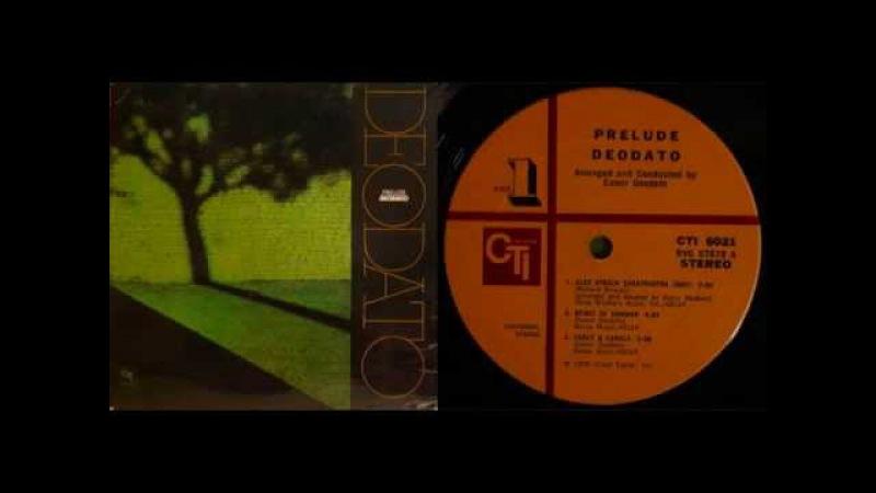 DEODATO - Prelude - LP - 1972