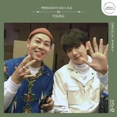 180820 EXO Baekhyun & Loco - Young @ smtownstation instagram