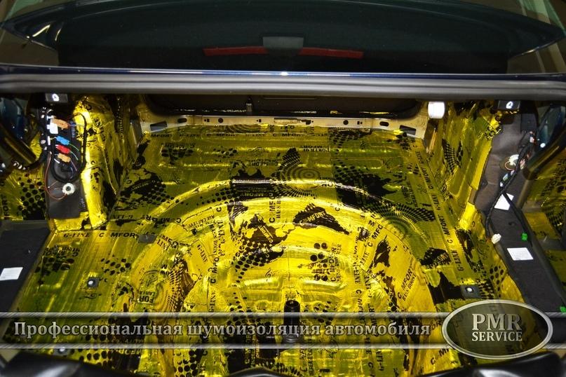 Шумоизоляция Volkswagen passat b8…, изображение №17