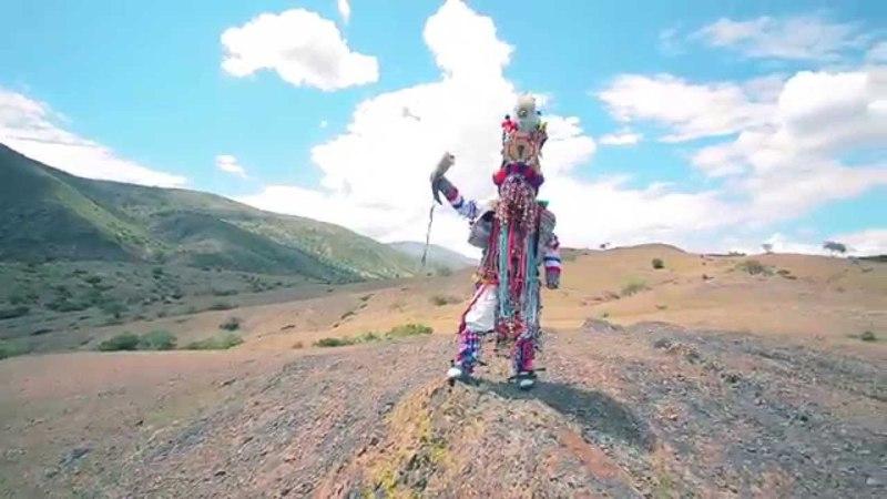 Grupo Ajara Tinkus de San Simon Боливия