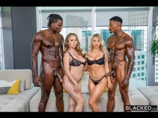 [blacked] kylie page, lena paul best friends for ever () rq