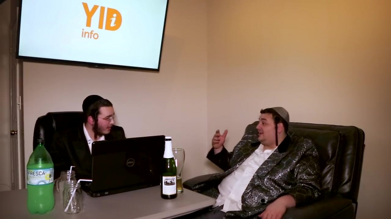 YidInfo Interview With Singer Composer Yoely Weiss (Yiddish)