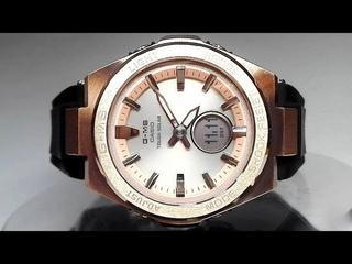 Casio Baby-G G-MS MSG-S200G-1A Solar powered watch 2018