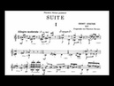 Ernst Krenek Suite Op 164 for Guitar Score video
