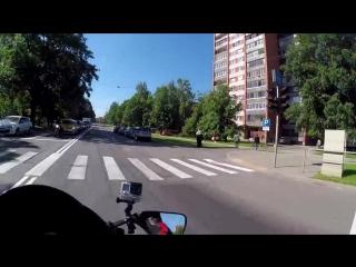 PilotZX6R МотоБудни №8 Мото Ситуации на дороге. Авто против Мото