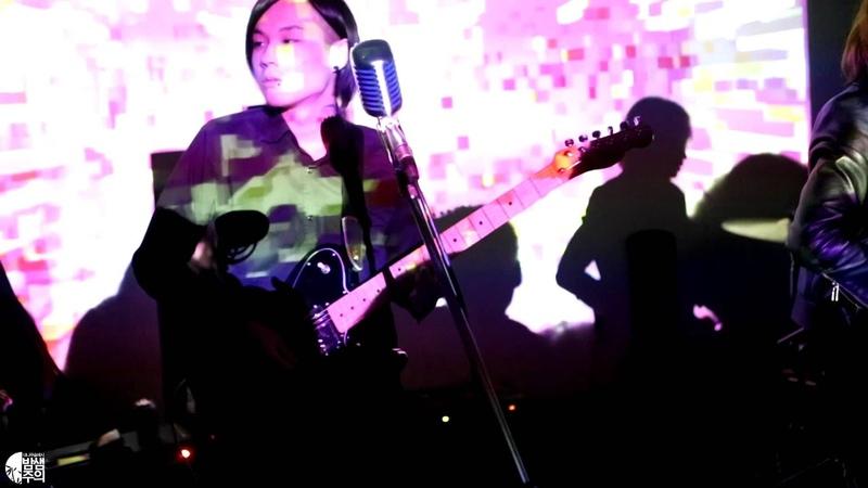 141207 미스이솝로마템(Ms. Isohp romatem)- 사운드체킹 (우화[Emergence, 羽化] @요기가 갤러리)
