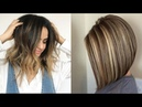 Highlights hair: Blonde, brown, black highlights 2019
