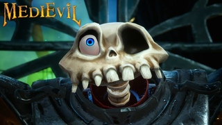 MediEvil Remastered Gameplay Reveal Trailer PS4 HD