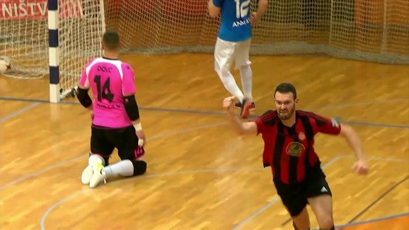 Goli pete tekme finala 1. SFL (201718)