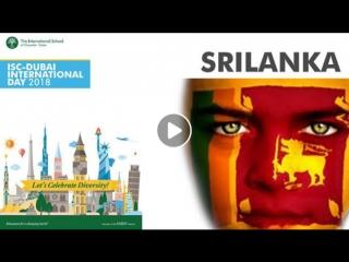 Isc dxb international day traditional performances/ srilanka
