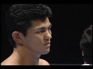 Pancrase - Minoru Suzuki vs Katsumi Inagaki 1993 9 21