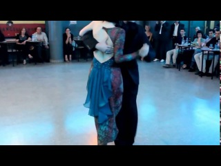 Best Milonga Show: Manuela Rossi & Juan Malizia