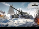 Взвод клана VLGRD - ИС-7 (Smniko) и Т-62А (PanzerMan79)