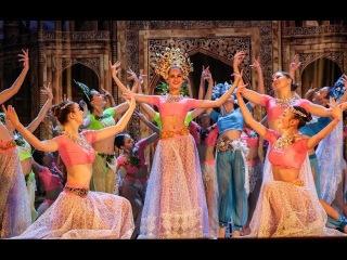 """Индия. Фрагмент отчетного концерт 2017. Шоу-балет """"Культурная революция"""""""