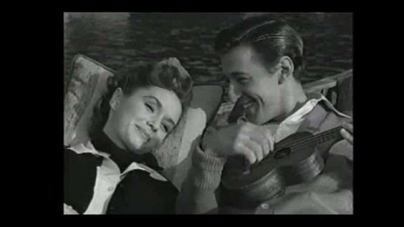 Debbie Reynolds Bobby Van All I Do Is Dream of You