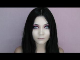 Макияж эми ли / evanescence makeup