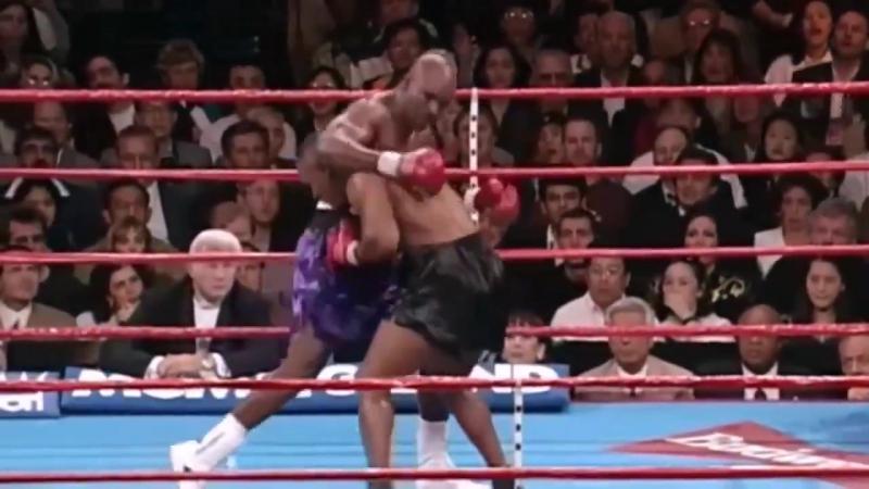 Легендарная ночь бокса Майк Тайсон vs Эвандер Холифилд