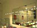Установка светильника в ювелирном магазине, итог.