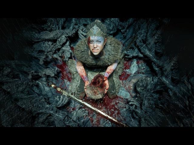 Прохождение Hellblade Senua's Sacrifice Часть 12 Босс Хель