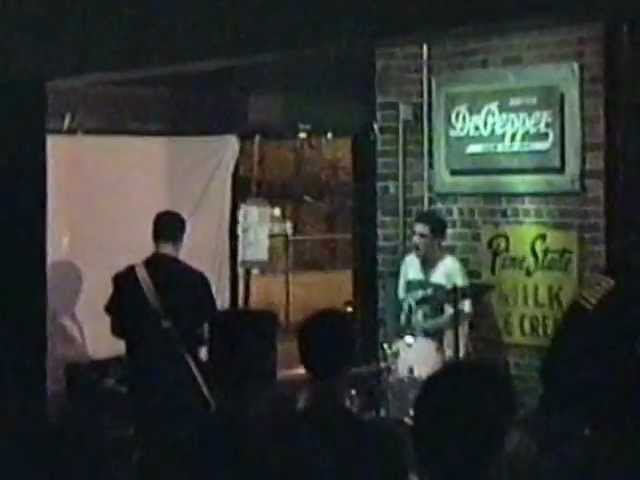 A.C. - Lizard Snake Cafe Chapel Hill, NC 5-21-95