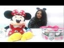 Büyücü oyunları 🔮 Minnie mouse oyuncağa büyü yaptırdılar 🔮 Kız Çocuk Aksesuar Modelleri seçiyoruz