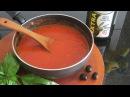 Sốt cho Pizza mì Ý Итальянский Соус для Пиццы рецепт video hướng dẫn cách làm pizza sauce recipe