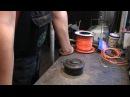 Как правильно заменить леску в косильной головке катушке мотокосы STIHL FS 55