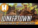 Overwatch JUNKERTOWN Map Datamined Gamescom 2017 Reveal Hammeh