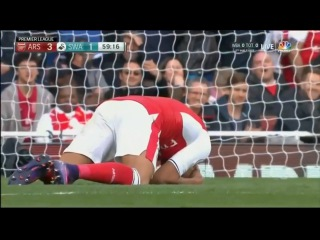 Alexis Sanchez vs Swansea (Home) HD 15/10/16