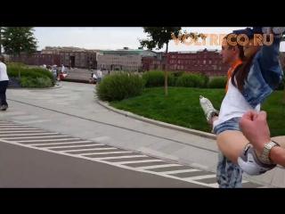 SLs Чемпионка Пол Дэнс России Шпагат Моноколесо Russian Pole dance Queen  2016 #ЭПТ