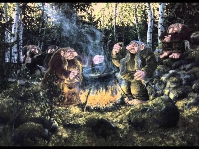 Viking/Swedish Folk Song - Vänner Och Fränder