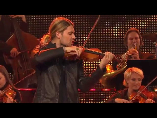 David Garrett - PIRATES OF THE CARIBBEAN (edited version)