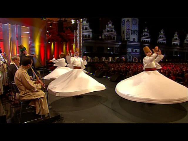 Ensemble Al-Kindi The Whirling Dervishes of Damascus (trad. arab music)