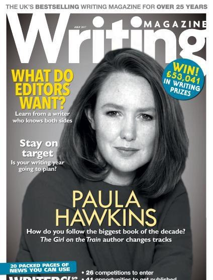 Writing Magazine July 2017