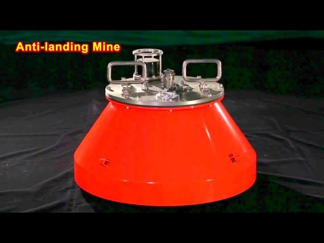 NCSIST ROC Anti Beach Landing Smart Mine Combat Simulation 1080p