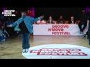 GROOVE'N'MOVE BATTLE 2017 All Style semi Final Poppin C Perla VS Jerson Alfreda