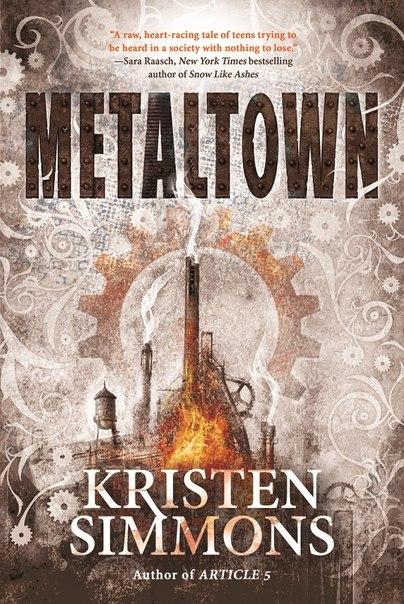 Kristen Simmons - Metaltown