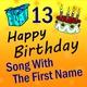 Happy Birthday - Zum Geburstag viel Glück