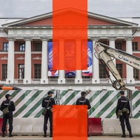 Логотип Команда Навального / Москва