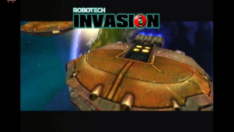 Xbox,PlayStation 2..exclusive.Robotech Invasion-в стиле TransformersSci-Fi first-person shooter[PCSX2 1.5.0 DX11] HD720